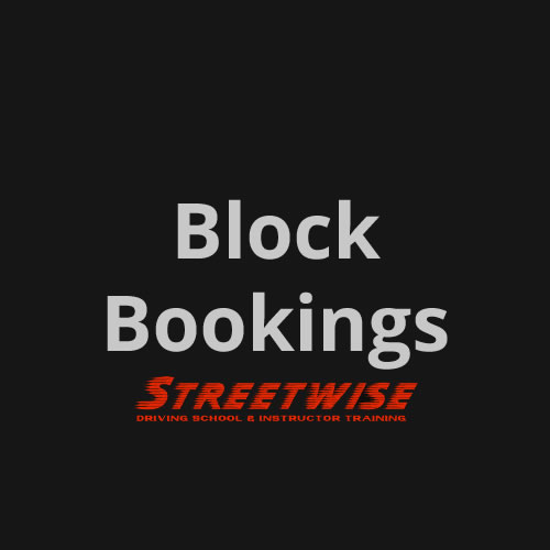 Block Bookings