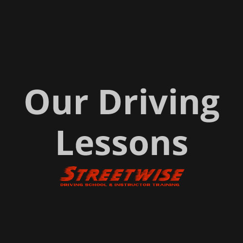 Our Driving Lessons