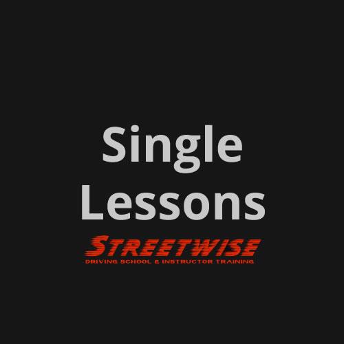 Single Lessons